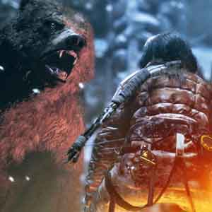 Rise of the Tomb Raider Xbox One - Ours sauvage