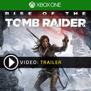 Rise of the Tomb Raider Xbox One en boîte ou à télécharger
