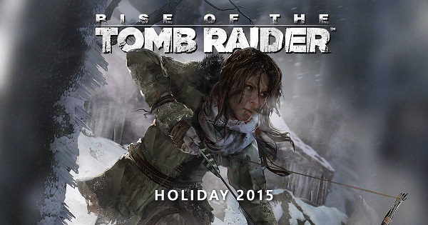Microsoft parle de son exclusivité avec Rise of the Tomb Raider