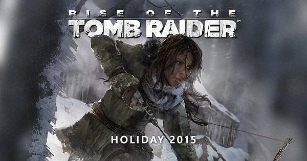 Microsoft parle de son exclusivité avec Rise of the Tomb Raider