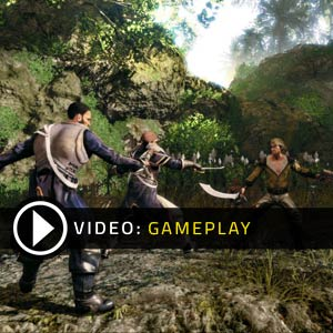 Risen 2 Dark Waters Gameplay Video