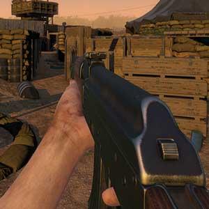 Rising Storm 2 AK47 Arme