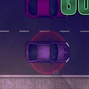 Action rapide et voitures plus rapides