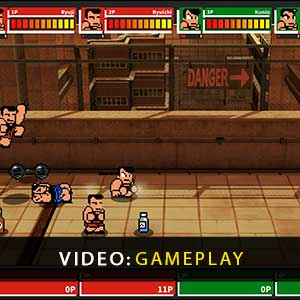 River City Melee Mach Gameplay Video