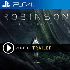 Robinson The Journey PS4 en boîte ou à télécharger