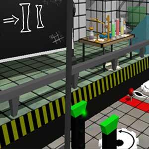 RoboTraps Salle de laboratoire