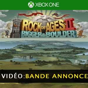 Rock of Ages 2 Bigger & Boulder Xbox One Bande-annonce Vidéo