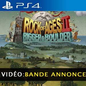 Rock of Ages 2 Bigger & Boulder PS4 Bande-annonce Vidéo