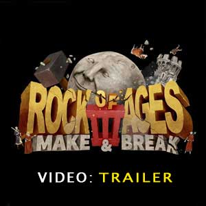 Acheter Rock of Ages 3 Make and Break Clé CD Comparateur Prix