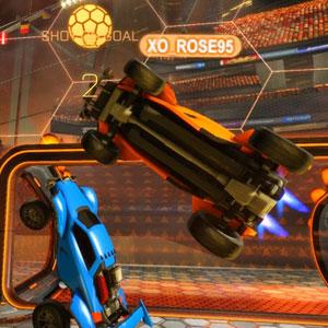 Rocket League - voitures