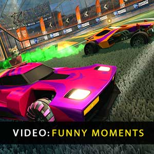 Rocket League Funny Moments