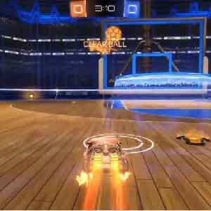 Rocket League Clear Ball