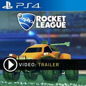 Rocket League PS4 en boîte ou à télécharger