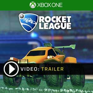 Rocket League Xbox One en boîte ou à télécharger