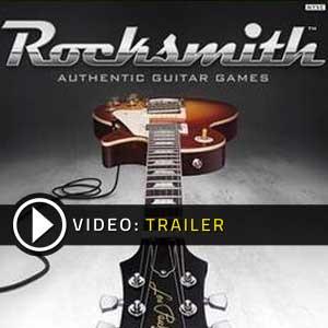 Acheter Rocksmith clé CD Comparateur Prix