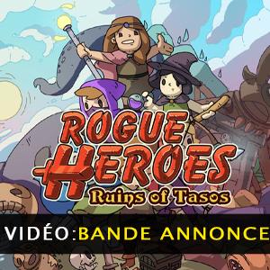 Rogue Heroes Ruins of Tasos Bande-annonce vidéo