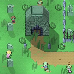 Rogue Heroes Ruins of Tasos - Ville