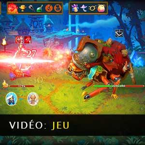 Roguebook Vidéo De Gameplay