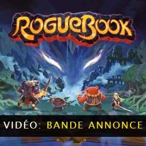 Roguebook Bande-annonce Vidéo