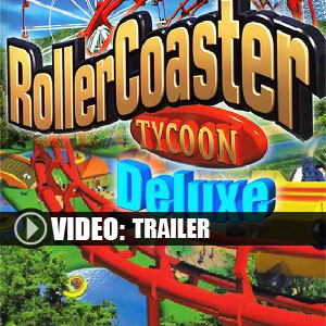Acheter Rollercoaster Tycoon Deluxe Clé Cd Comparateur Prix