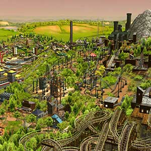 RollerCoaster Tycoon 3 Complete Edition Parc à thème