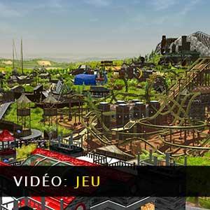 RollerCoaster Tycoon 3 Complete Edition Vidéo de gameplay