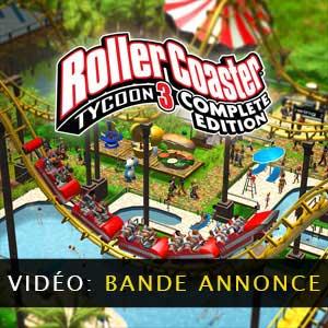 RollerCoaster Tycoon 3 Complete Edition Vidéo de la bande-annonce