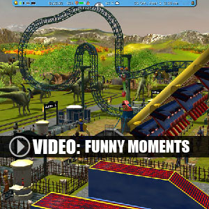 Buy Rollercoaster Tycoon Deluxe CD Key Funny Moments