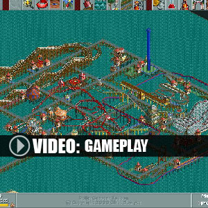 Buy Rollercoaster Tycoon Deluxe CD Key Gameplay Video