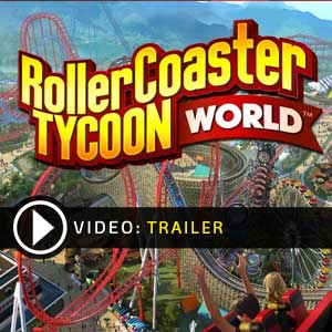 Acheter Rollercoaster Tycoon World Clé Cd Comparateur Prix