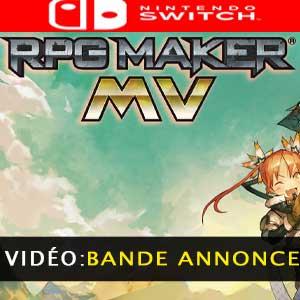 RPG Maker MV Nintendo Switch en boîte ou à télécharger