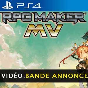 RPG Maker MV PS4 en boîte ou à télécharger
