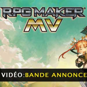 Acheter RPG Maker MV Clé Cd Comparateur Prix