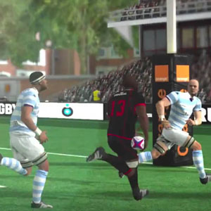 Rugby 15 Xbox One jeu d'équipe