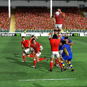 Rugby 15 Xbox One Team Play