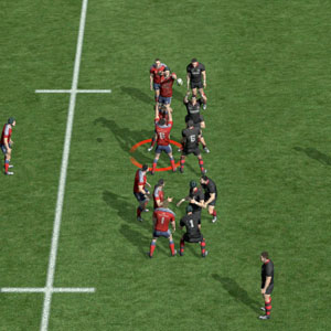 Rugby 15 PS4 Gameplay