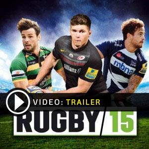 Acheter Rugby 15 Clé Cd Comparateur Prix