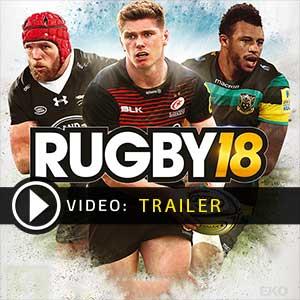 Acheter Rugby 18 Clé Cd Comparateur Prix