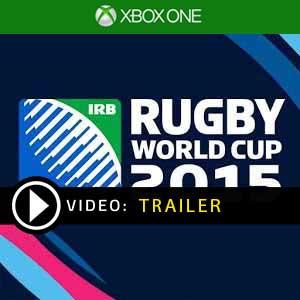 Rugby World Cup 2015 Xbox One en boîte ou à télécharger