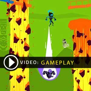 Runbow Nintendo Switch vidéo Gameplay
