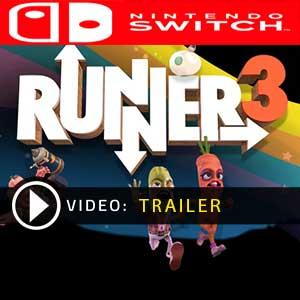 Acheter RUNNER3 Nintendo Switch en boîte ou à télécharger