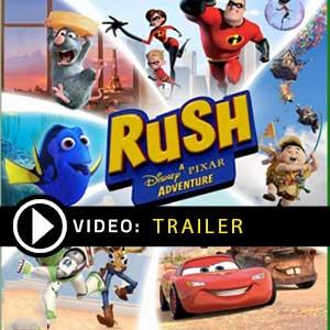 Acheter RUSH A Disney PIXAR Adventure Clé CD Comparateur Prix