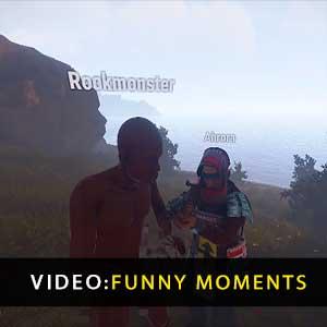 Vídeo de Momentos Engraçados de Rust