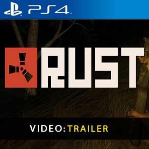 Vidéo de la bande-annonce de Rust PS4