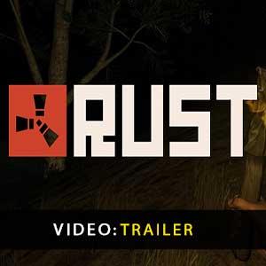 Vidéo de la bande annonce Rust