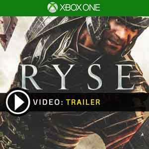 Ryse Son of Rome Xbox One en boîte ou à télécharger