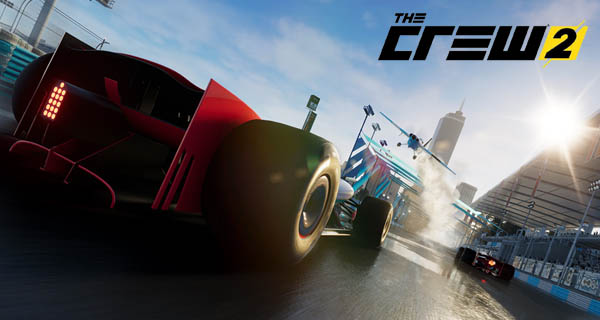The Crew 2 Discipline Series Cover
