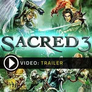 Acheter Sacred 3 Cle Cd Comparateur Prix