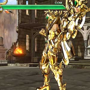 Saint Seiya Soldiers Soul PS4 Combat