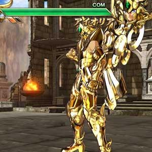 Saint Seiya Soldiers Soul Combat